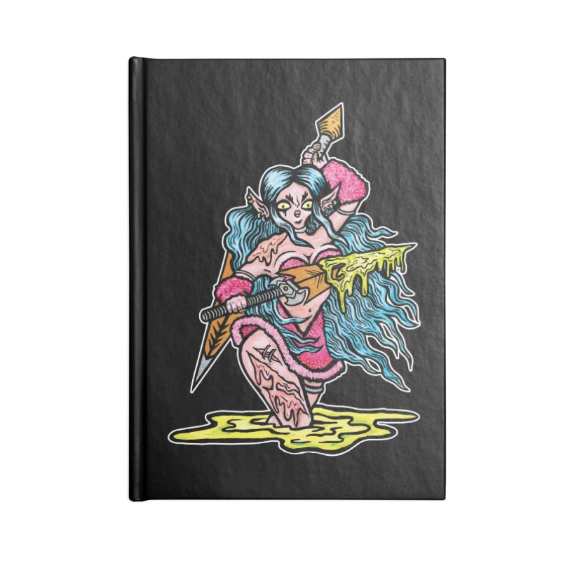Let Me Be Your Fantasy Accessories Lined Journal Notebook by grooseling's Shop