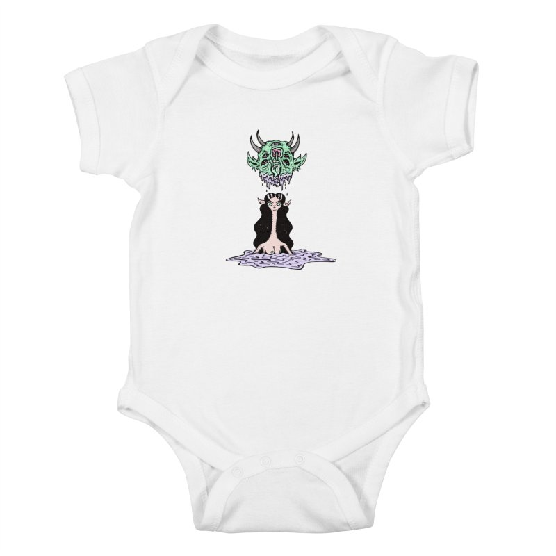 Puddle Kids Baby Bodysuit by grooseling's Shop