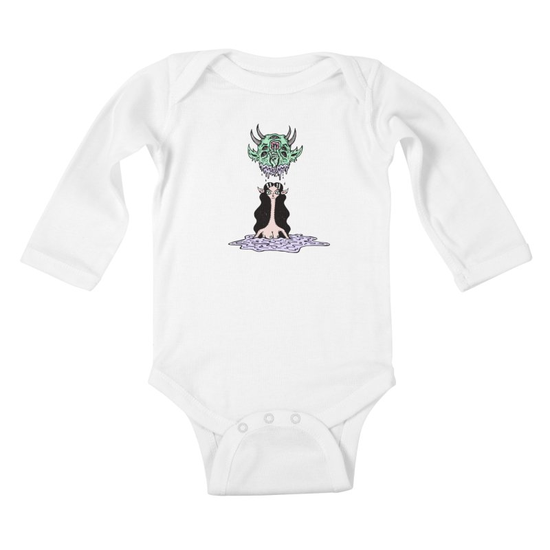 Puddle Kids Baby Longsleeve Bodysuit by grooseling's Shop
