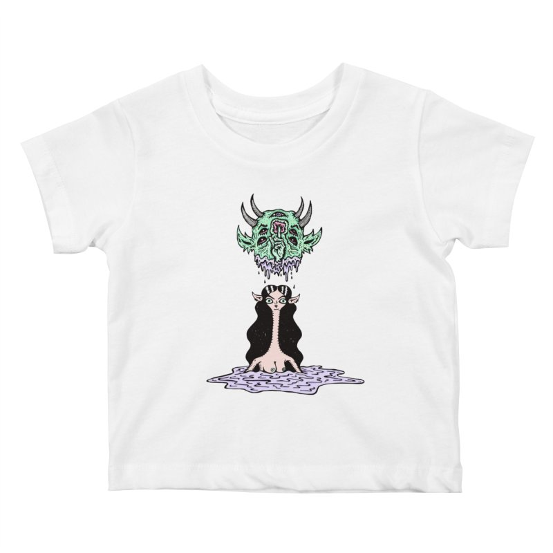 Puddle Kids Baby T-Shirt by grooseling's Shop