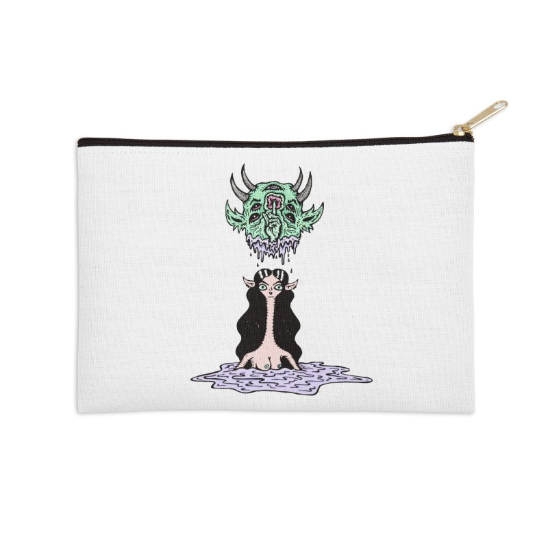 Puddle Accessories Zip Pouch by grooseling's Shop