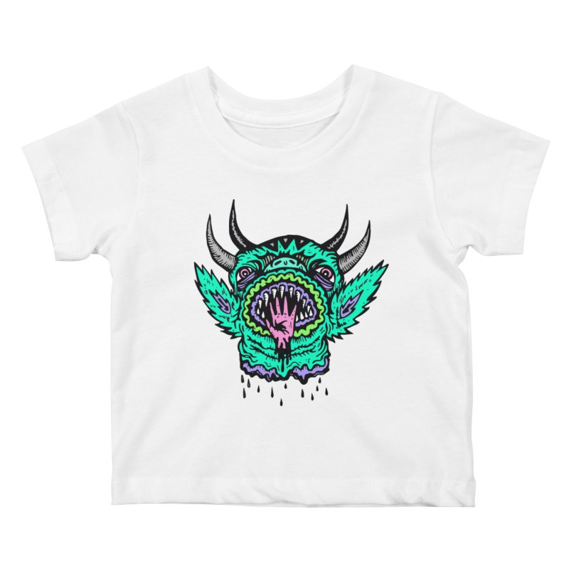 Salutations Kids Baby T-Shirt by grooseling's Shop