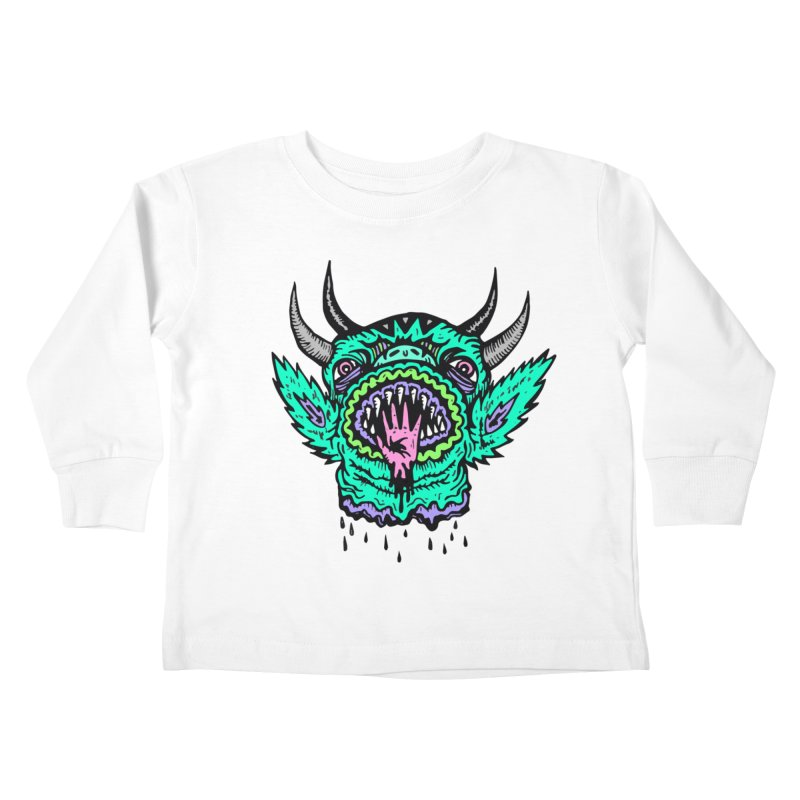 Salutations Kids Toddler Longsleeve T-Shirt by grooseling's Shop