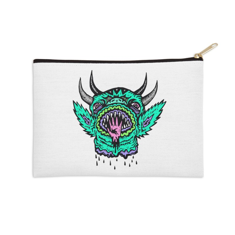 Salutations Accessories Zip Pouch by grooseling's Shop