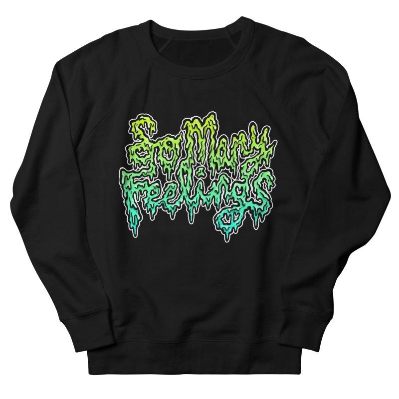 So Many Feelings Men's Sweatshirt by grooseling's Shop