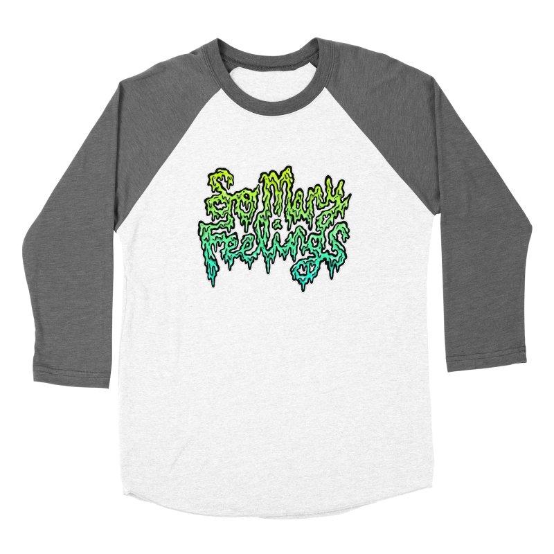 So Many Feelings Men's Longsleeve T-Shirt by grooseling's Shop
