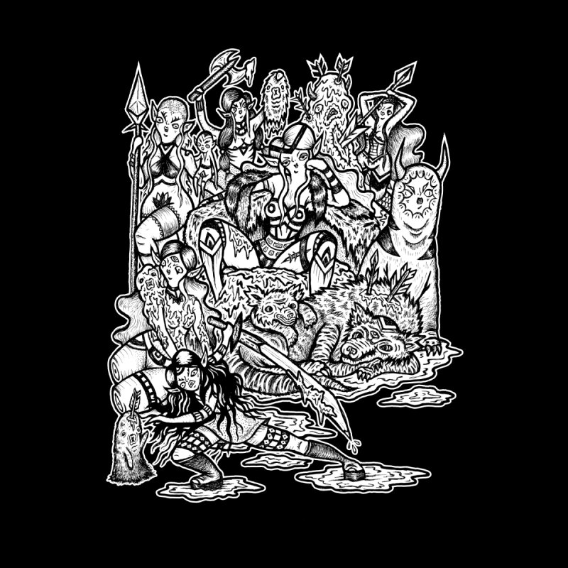 Throne Room Men's T-Shirt by grooseling's Shop