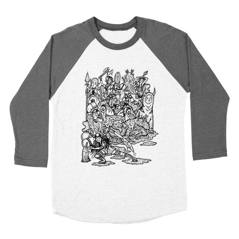 Throne Room Men's Longsleeve T-Shirt by grooseling's Shop