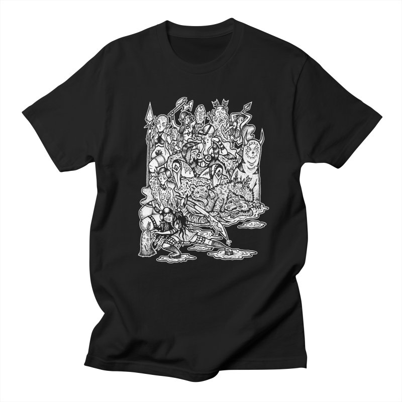 Throne Room Men's Regular T-Shirt by grooseling's Shop