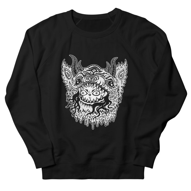 Inside Ya Men's French Terry Sweatshirt by grooseling's Shop