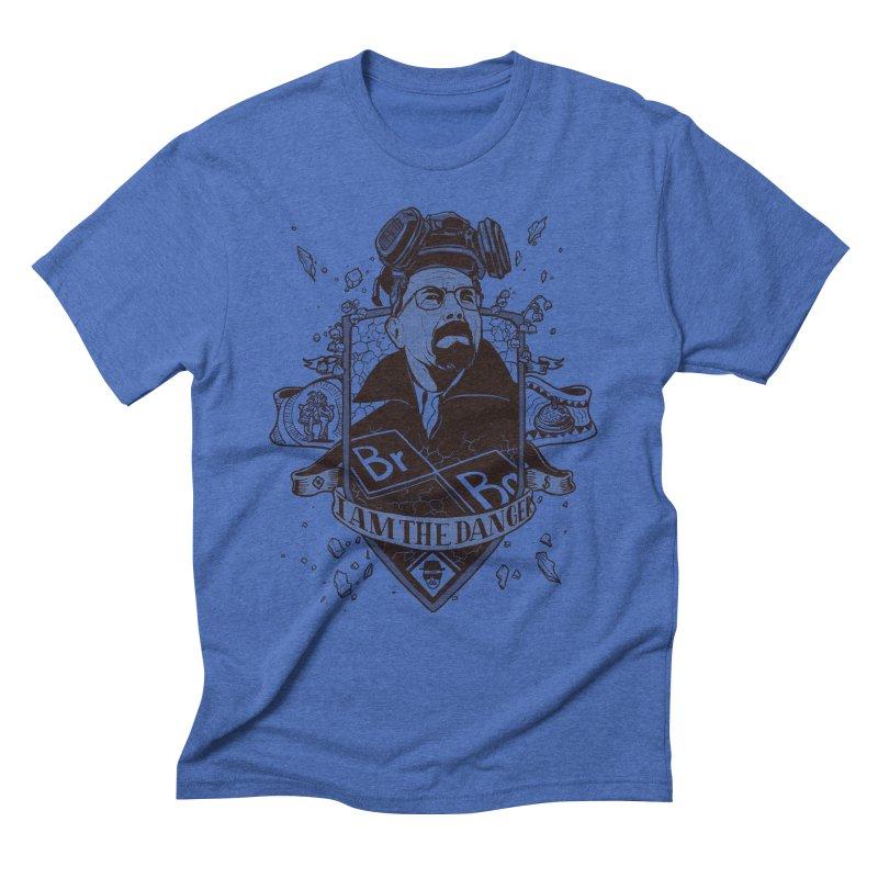 I am the Danger Men's Triblend T-Shirt by Stefan Grosse Halbuer