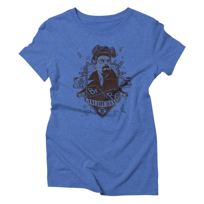 I am the Danger Women's Triblend T-shirt by Stefan Grosse Halbuer