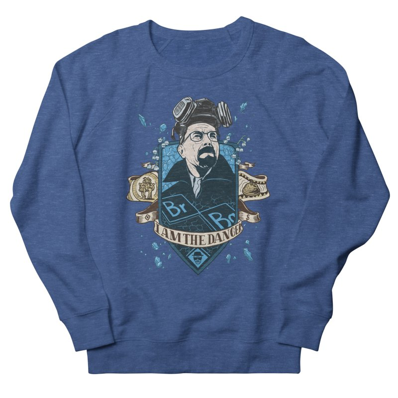 I Am the Danger! – Colored Men's Sweatshirt by Stefan Grosse Halbuer