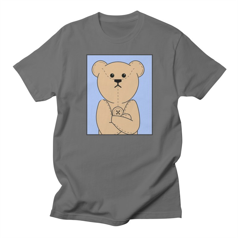 Very Grumpy Ted Men's T-Shirt by grumpyteds's Artist Shop