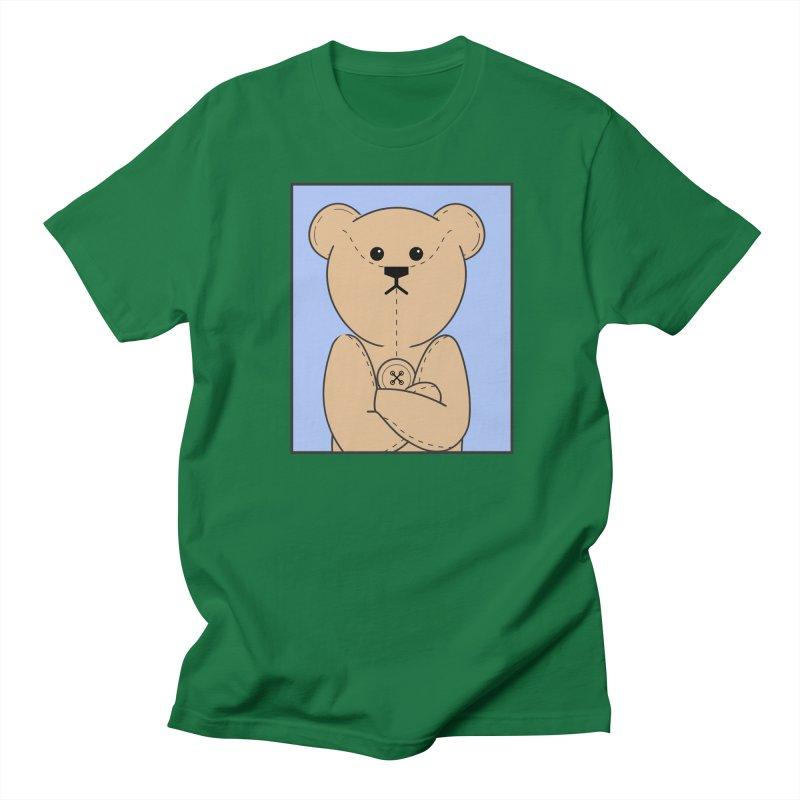 Very Grumpy Ted Women's Regular Unisex T-Shirt by grumpyteds's Artist Shop