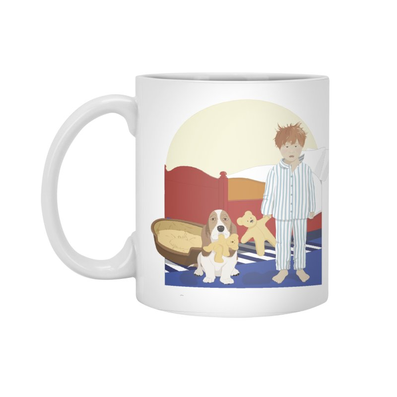 Time For Bed Accessories Standard Mug by grumpyteds's Artist Shop