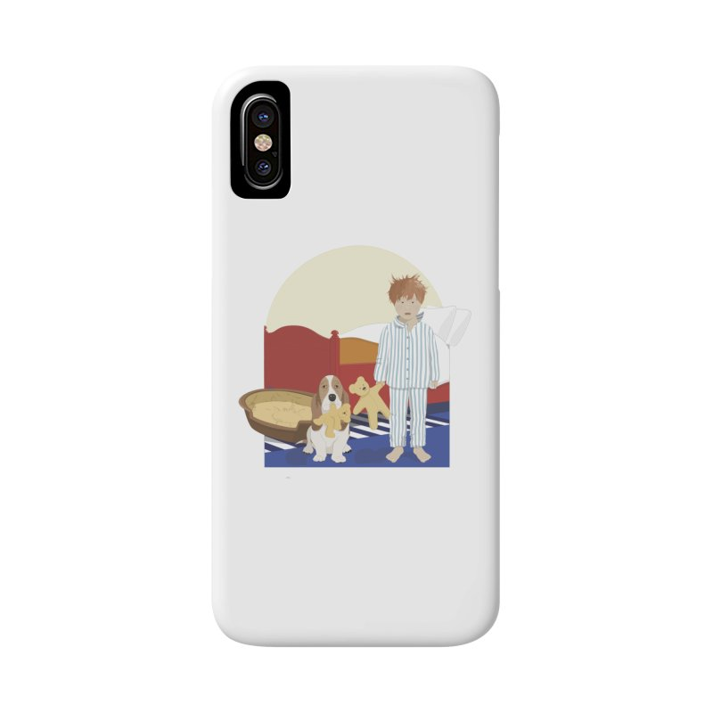 Time For Bed Accessories Phone Case by grumpyteds's Artist Shop