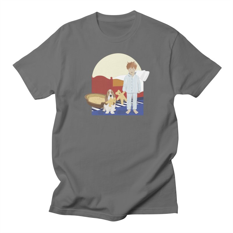 Time For Bed Women's T-Shirt by grumpyteds's Artist Shop