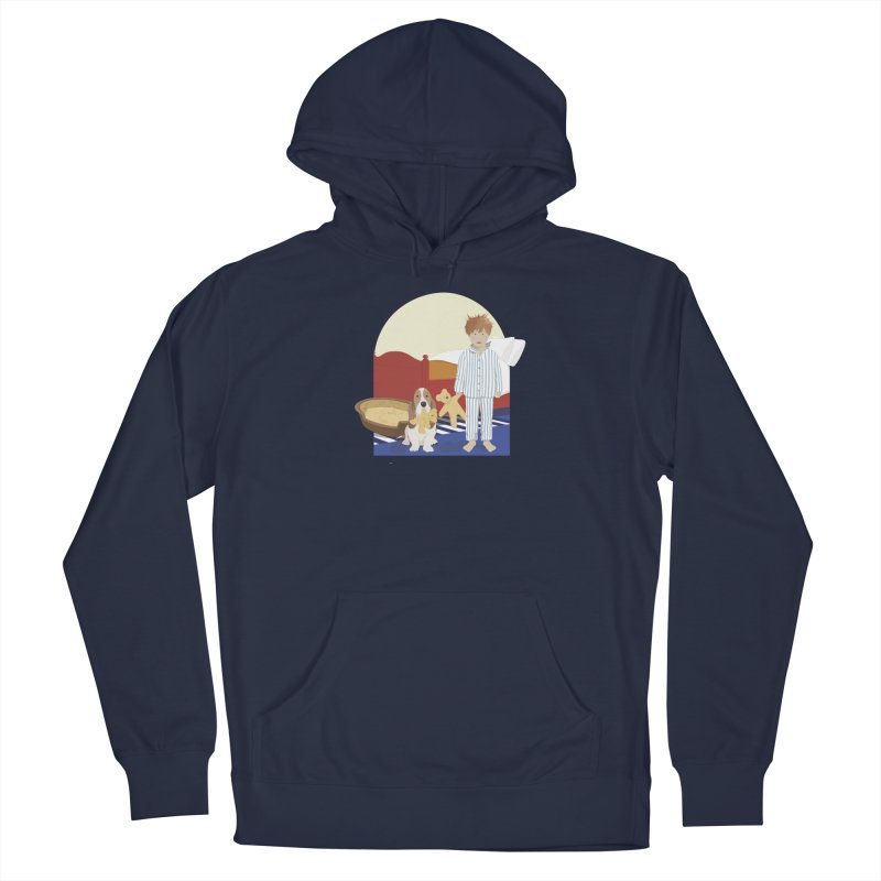 Time For Bed Men's Pullover Hoody by grumpyteds's Artist Shop