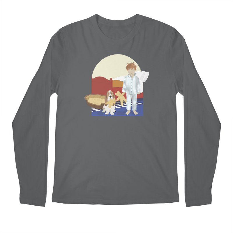 Time For Bed Men's Longsleeve T-Shirt by grumpyteds's Artist Shop