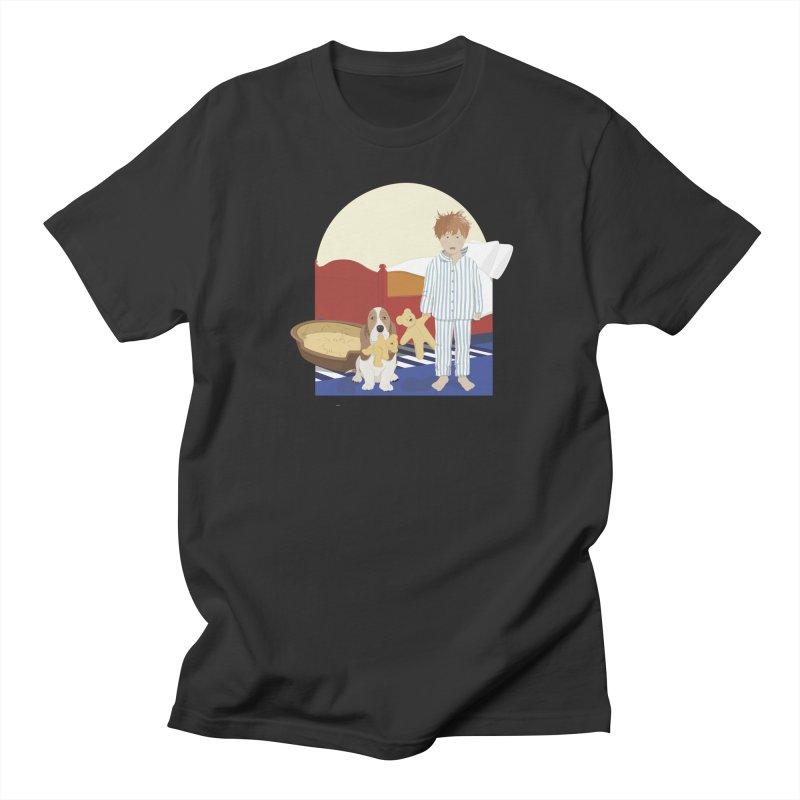 Time For Bed Women's Regular Unisex T-Shirt by grumpyteds's Artist Shop
