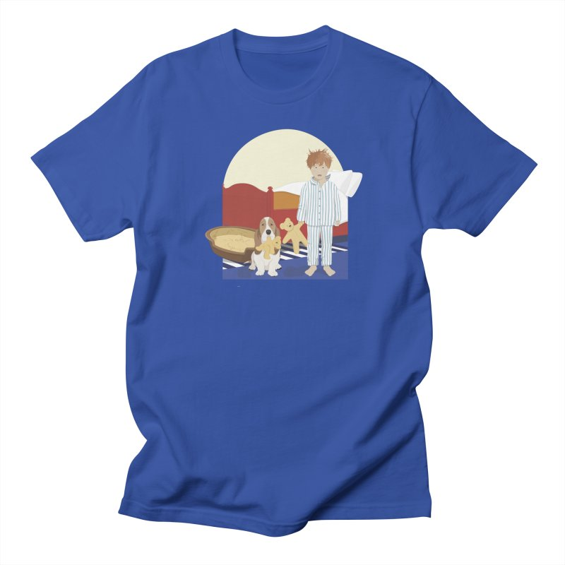 Time For Bed Men's T-Shirt by grumpyteds's Artist Shop