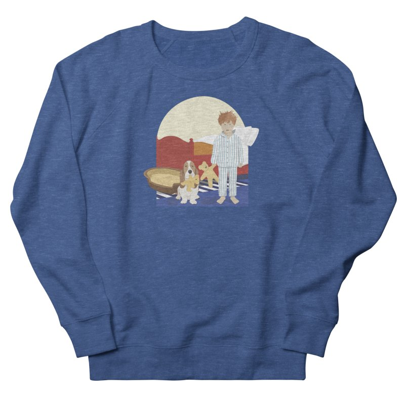 Time For Bed Men's Sweatshirt by grumpyteds's Artist Shop