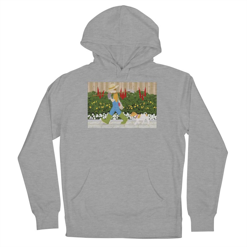 Junior Gardeners Women's Pullover Hoody by grumpyteds's Artist Shop