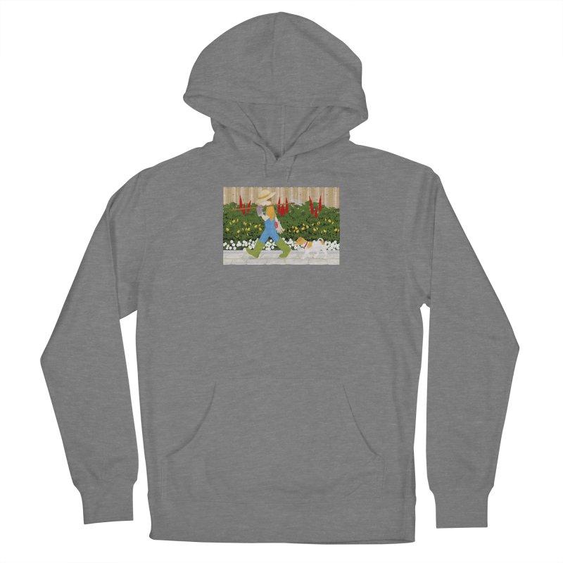 Junior Gardeners Women's Pullover Hoody by grumpyteds's Artist Shop