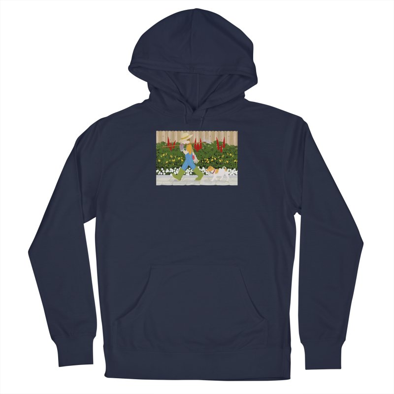 Junior Gardeners Men's Pullover Hoody by grumpyteds's Artist Shop