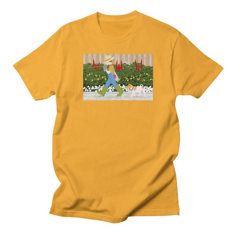 Junior Gardeners Women's Regular Unisex T-Shirt by grumpyteds's Artist Shop