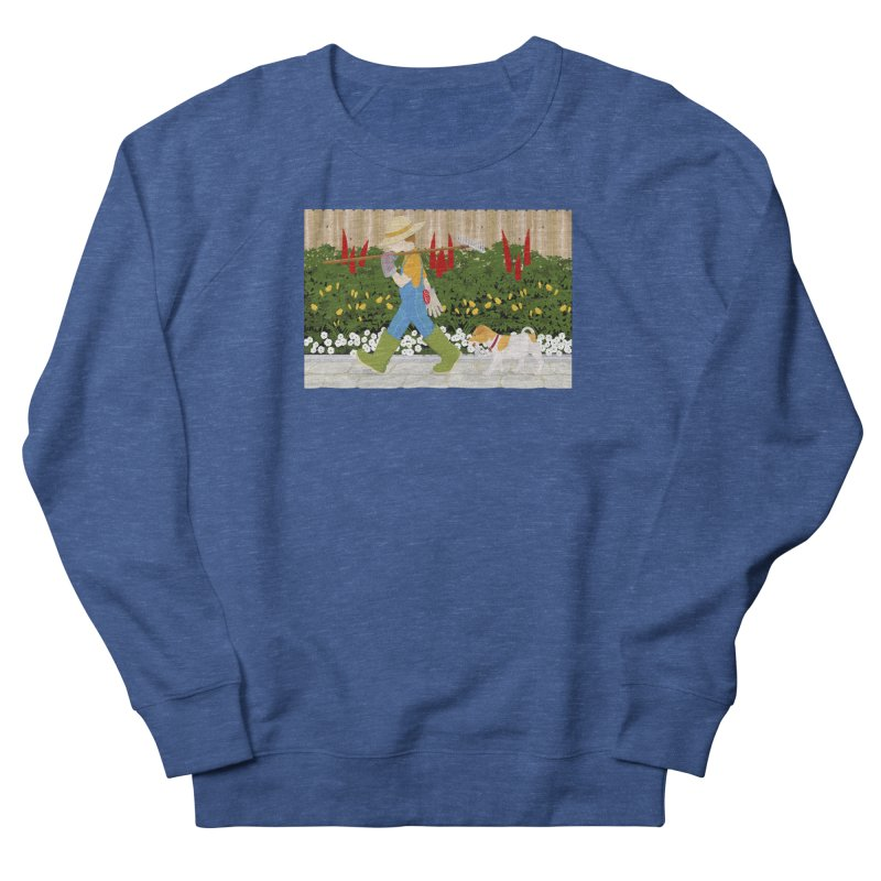 Junior Gardeners Men's Sweatshirt by grumpyteds's Artist Shop