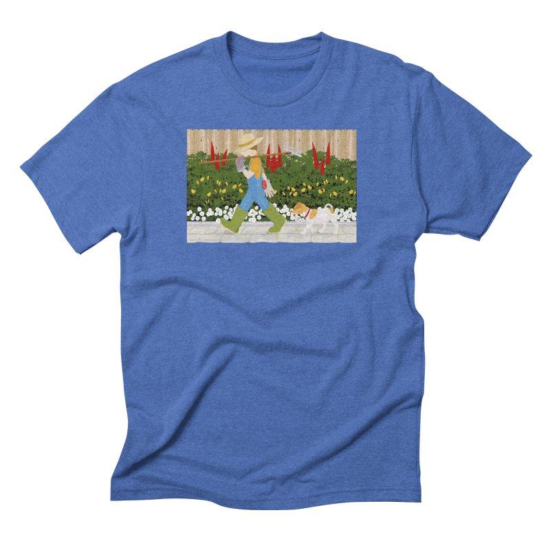 Junior Gardeners Men's T-Shirt by grumpyteds's Artist Shop