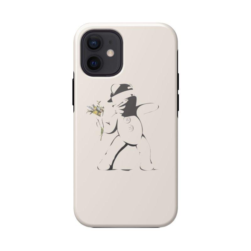 Graffiti Bear Accessories Phone Case by grumpyteds's Artist Shop