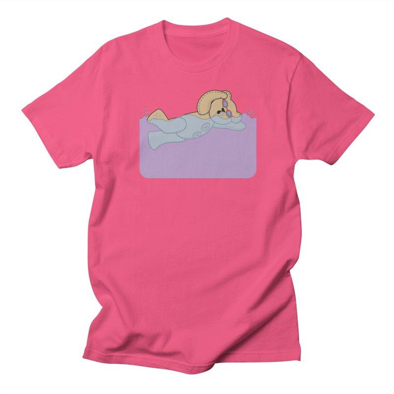 Swimming Bear Women's Regular Unisex T-Shirt by grumpyteds's Artist Shop