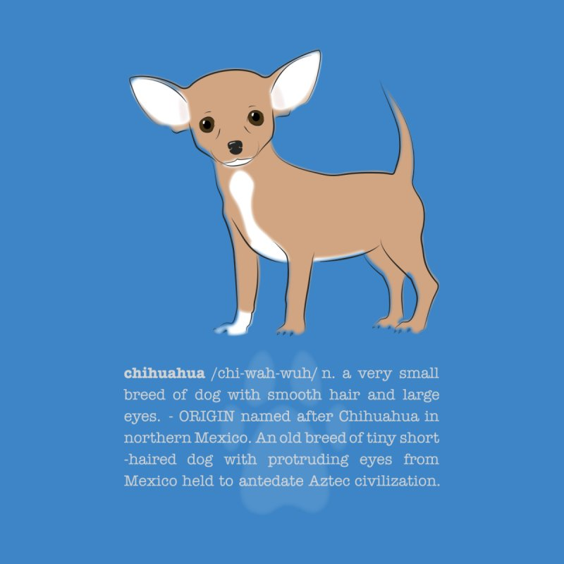 Chihuahua 1 Women's T-Shirt by grumpyteds's Artist Shop