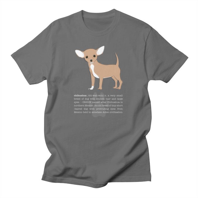Chihuahua 1 Men's T-Shirt by grumpyteds's Artist Shop