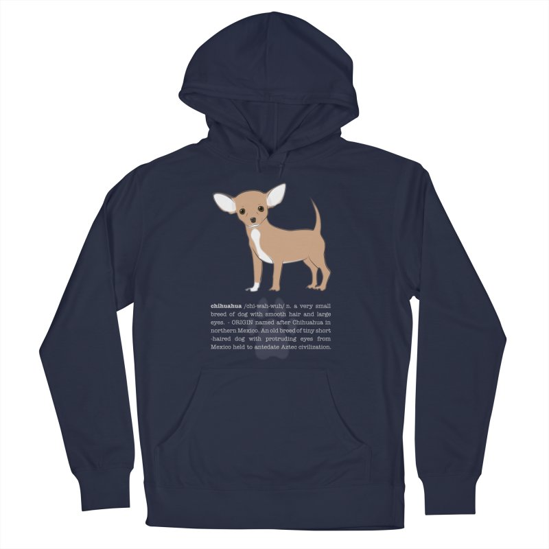 Chihuahua 1 Men's Pullover Hoody by grumpyteds's Artist Shop