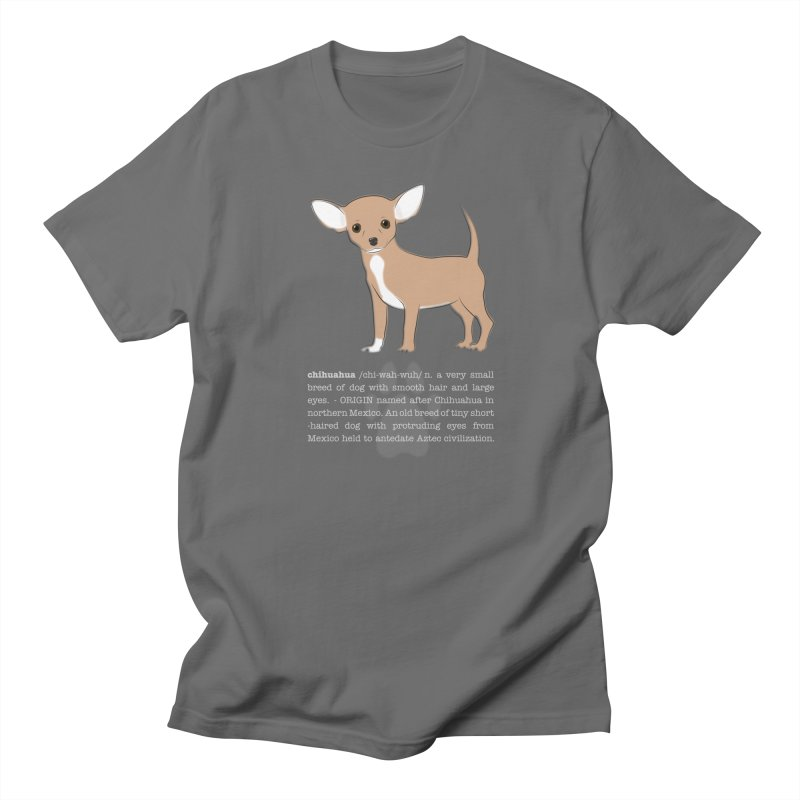 Chihuahua 1 Men's T-Shirt by grumpyteds's Artist Shop