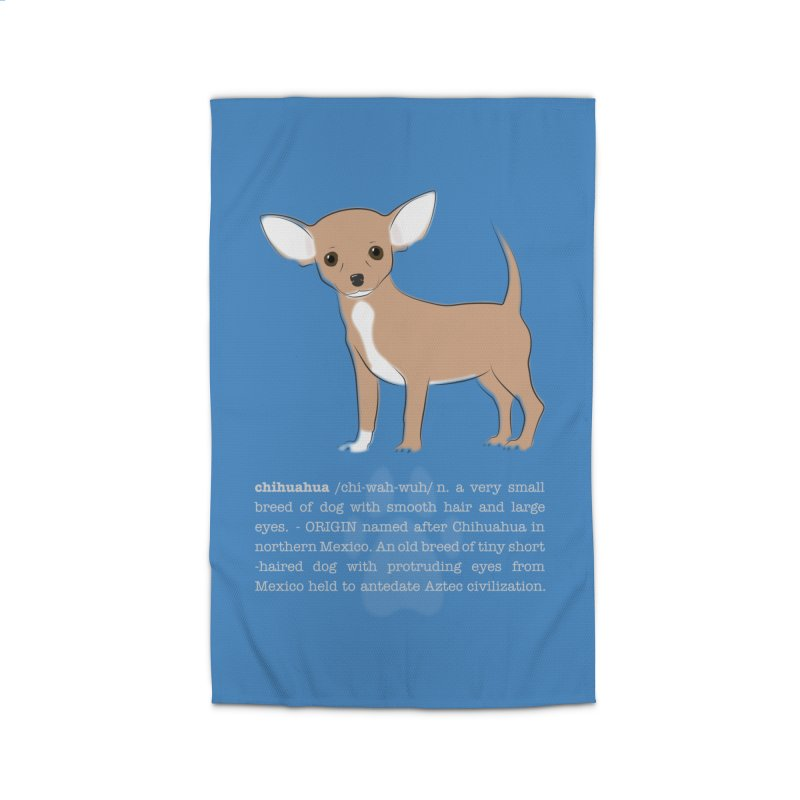 Chihuahua 1 Home Rug by grumpyteds's Artist Shop