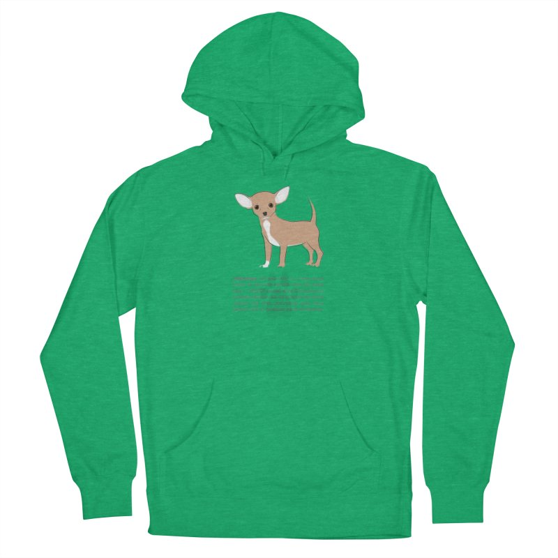 Chihuahua 2 Men's Pullover Hoody by grumpyteds's Artist Shop