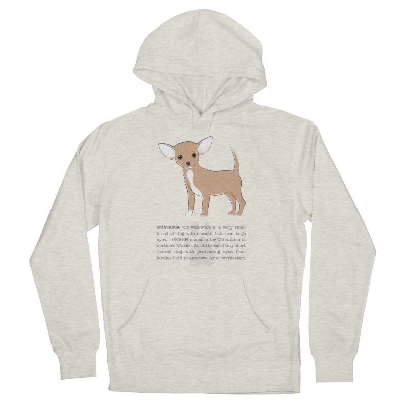 Chihuahua 2 Women's French Terry Pullover Hoody by grumpyteds's Artist Shop