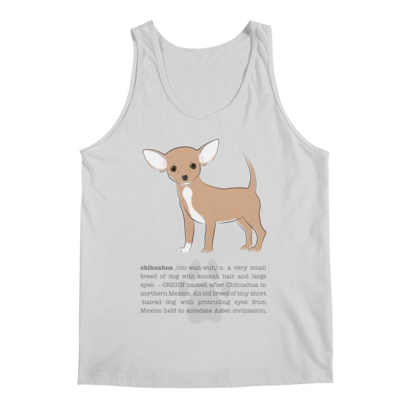 Chihuahua 2 Men's Regular Tank by grumpyteds's Artist Shop