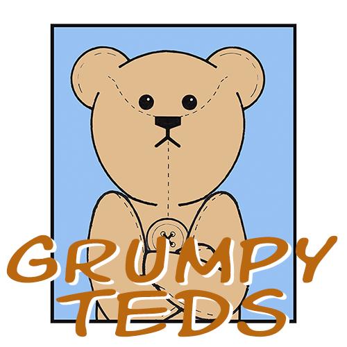 grumpyteds's Artist Shop Logo