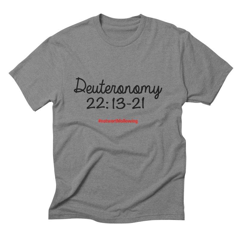 Deuteronomy 22: 13-21   by grundy's Artist Shop