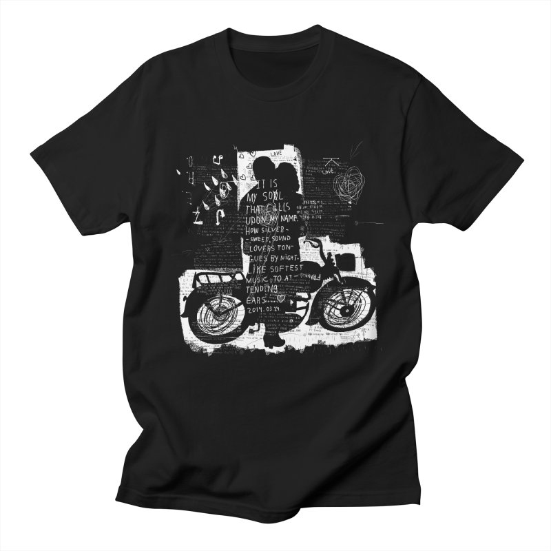 Lovers Men's T-shirt by gruv7's Artist Shop