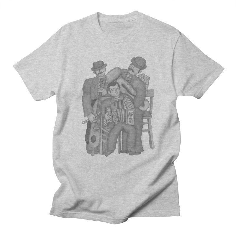 Musical orchestra Men's T-shirt by gruv7's Artist Shop