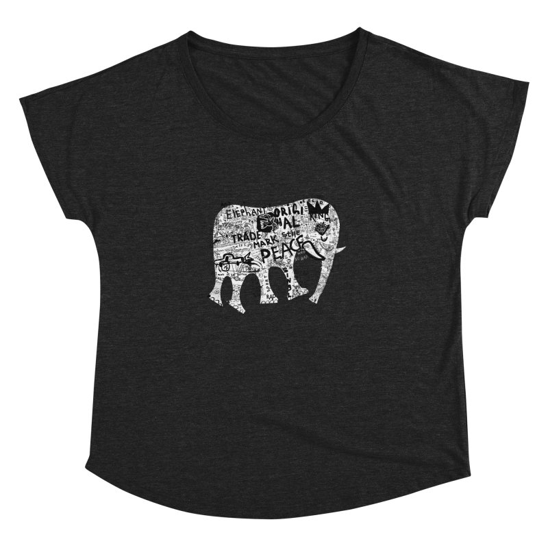 Elephant Women's Dolman by gruv7's Artist Shop