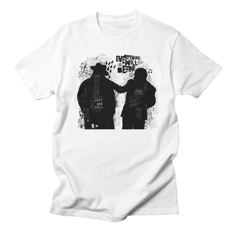 Friends Men's T-shirt by gruv7's Artist Shop