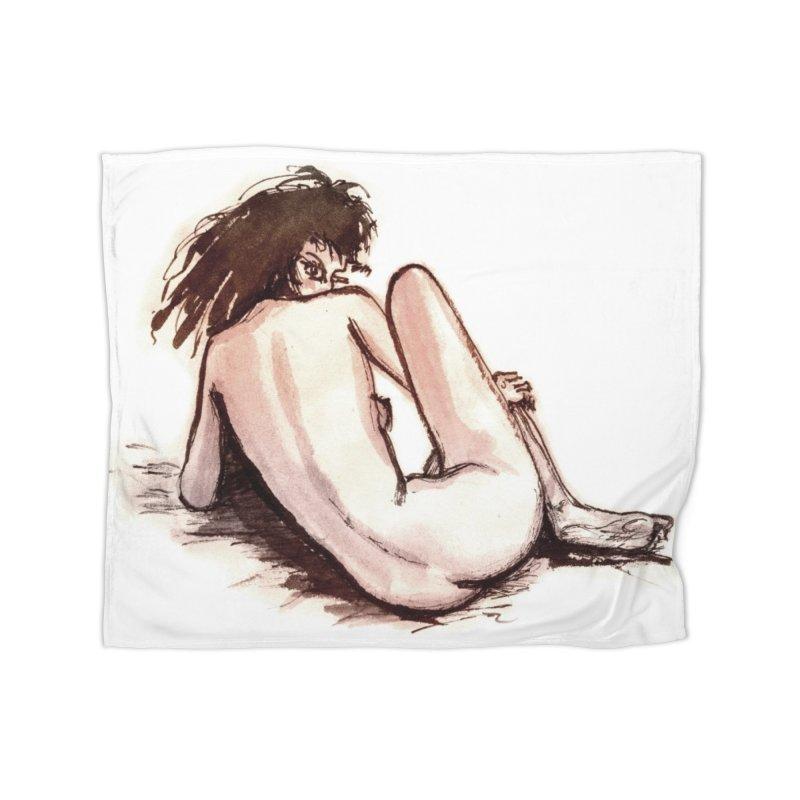 The Lookback Home Blanket by grzechotnick's Artist Shop